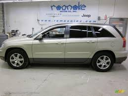 2007 chrysler pacifica touring in linen gold metallic pearl