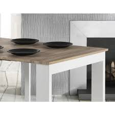 console extending dining table icaro with mdf top