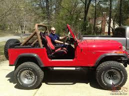 jeep soft top tan jeep cj 7 w ford 302 v8 t 19 4sp trans soft top