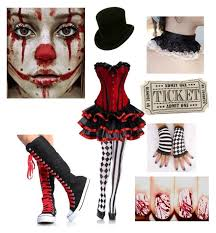 Scary Gypsy Halloween Costume 25 Creepy Circus Ideas Circus Performers