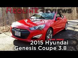 2012 hyundai genesis 3 8 review 2015 hyundai genesis coupe 3 8 redline review