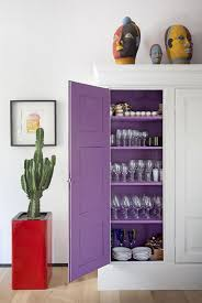 kitchen breathtaking awesome purple kitchen design images about