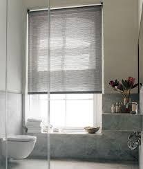 Bathroom Window Blinds Ideas Bathroom Window Covering Simple Bathroom Window Treatments