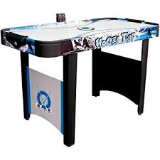air powered hockey table amazon com air powered hockey table 48 toys games