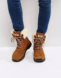 ugg s adirondack winter boots ugg ugg adirondack iii lace up boots