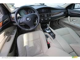 2009 bmw 528xi beige interior 2009 bmw 5 series 528xi sedan photo 69280806