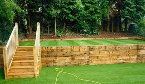 detec garden landscape ideas sleepers