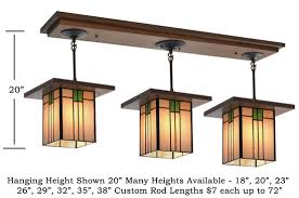 Craftsman Style Kitchen Lighting Mission Style Pendant Lighting Popular Ideas Exterior Craftsman