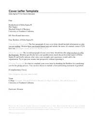 cover letter cover letter and resume format cover letter and