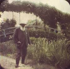 the monet family in their garden at argenteuil monet u0026 giverny