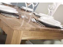 charter solid oak dining table butchers block table top design