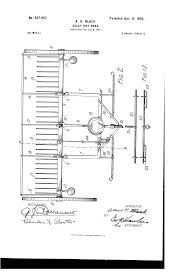patent us697067 sulky hay rake google patents