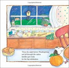 the before thanksgiving by wing the best childrens