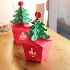 christmas boxes christmas tree modeling candy boxes biscuits cookies west