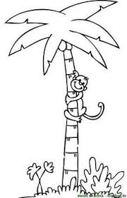 coloring pictures of a palm tree coloring palm tree free download