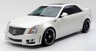 kits for cadillac cts 2008 cadillac cts aero kit by d3 research design