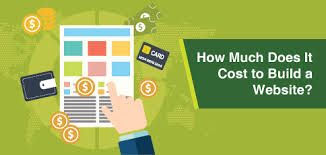cost of a building how much does it cost to build a website professional ecommerce
