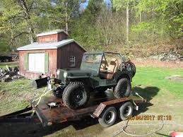 tank green jeep just bought a 47cj2a and plan to build the cj2a page forums page 9