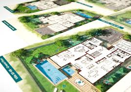 sanctaury falls real estate web design floor plan design 3d