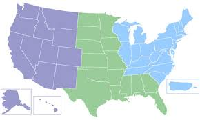 map of usa showing states and cities congestion data for your city mobility information