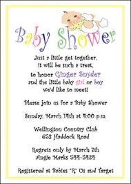 baby shower invite wording baby shower invitation wording ideas plus baby shower