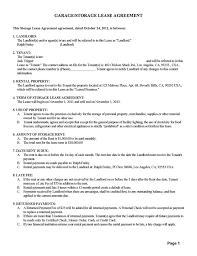 5 rent lease agreement form forklift resume