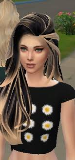 sims 4 hair cc mod the sims cc hair issues while in live mode