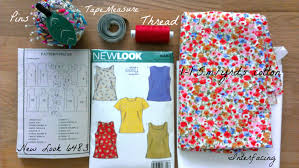 pattern for japanese top on sewing bee new look 6483 sleeveless top gbsb2 inspired sew sensational