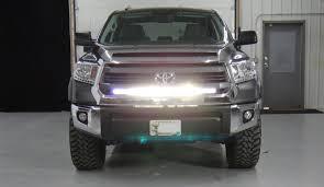 2014 tundra led light bar stealth light bar install for 2015 toyota tundra better automotive