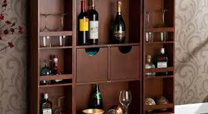 bar awesome mobile bar cabinet custom liquor cabinet with glass