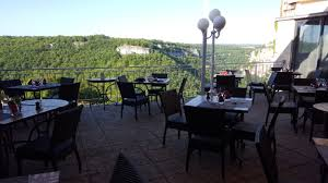 Cliffside Restaurant Italy by Cliffside At Rocamadour Ron Phillips Travel