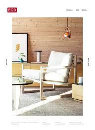 Bedroom Lounge Chairs Canada Eq3 Canada Spring Catalogue 2016 By Eq3 Ltd Issuu