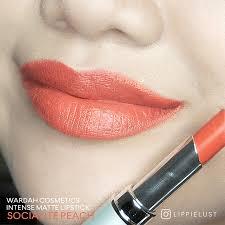 Wardah Matte Lipstick socialite lippielust