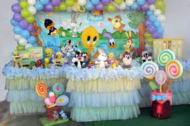 baby looney tunes baby shower decorations tips kids party ideas themes decorations and page 7