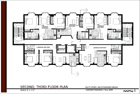 residential blueprints apartments plans of buildings office building floor plan