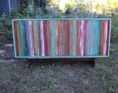 Distressed Wood Headboard by Reclaimed Wood Furniture Dresser Distressed Toy By Usacreations