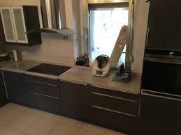 ikea küche grau ikea küche hochglanz grau in nordrhein westfalen viersen ebay