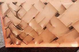 Partition Wall Design Light Shining Through A 1 50 Model Of A Partition Wall Design