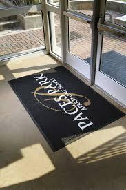 Commercial Floor Mats Waterhog Inlay Mat Custom Inlaid Logo Mat Personalized Door Mats