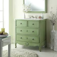 vintage bathroom adelina 34 inch vintage bathroom vanity vintage mint green finish