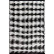 Zen Area Rugs Fab Habitat Zen Woven Black White Area Rug Reviews Wayfair