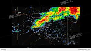Oklahoma Weather Map Loop 2013 Moore Oklahoma Tornado Weather Radar Stock Animation