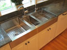 Triple Basin Kitchen Sink by Picking The Right Sink For Your Kitchen Remodel Haskell U0027s Blog