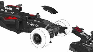 mclaren f1 drawing f1 mclaren mp4 31 honda with scarbs youtube