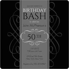 cheap 50th birthday invitations invite shop