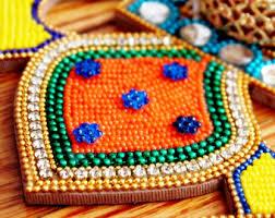 rangoli decoration ready to use rangoli etsy