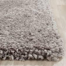 silver shag rug popcorn shag collection safavieh com