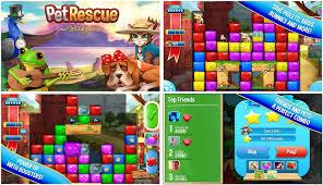 pet rescue saga apk pet rescue saga 1 23 3 apk android 2 3 puzzle