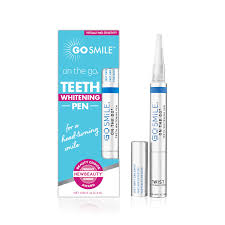 on the go teeth whitening pen by go smile