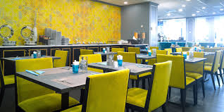 Yellow In Interior Design What Is The Best Color In Restaurant Interior Design Mary Lakzy
